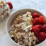 2 Minute Microwave Steel-Cut Oats — Food, Pleasure & Health