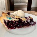 Susie Snowflake Blueberry Pie Recipe - My Loving Oven