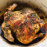Whole Roasted Chicken | Daddio's Kitchen