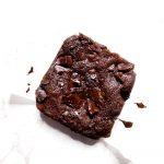 Brownie Recipe in Microwave Oven   Eggless Fudgy Brownies   Cake n Curry