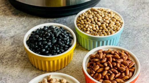 Instant Pot Beans - How to Cook Beans in Instant Pot (Soaked & Unsoaked) -  Spice Cravings