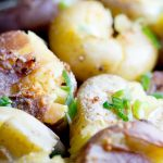 Steamed Potatoes with Parsley   Tasty Kitchen: A Happy Recipe Community!