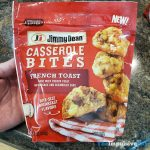SPOTTED: Jimmy Dean Casserole Bites - The Impulsive Buy