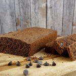 Chocolate Teff Loaf | Teff Recipes | Fit Fab Fodmap