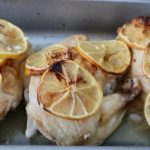 Lemon Chicken Supreme in Combi Microwave - Maison Cupcake