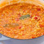 Easy Lentil Bolognese (Vegan) - Easy Peasy Foodie