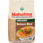 Organic Rice Varieties: Brown Rice   Mahatma® Rice