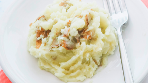 The Secret to AMAZING Mashed Potatoes in the Microwave   Just Microwave It