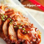 dailydelicious: Easy cooking: Microwave Japanese Grill Pork
