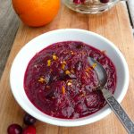 Easy Cranberry Sauce - Bake. Eat. Repeat.