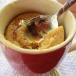 Microwave Cooked Bowl Pancake – All in Pictures | Gotta Eat, Can't Cook
