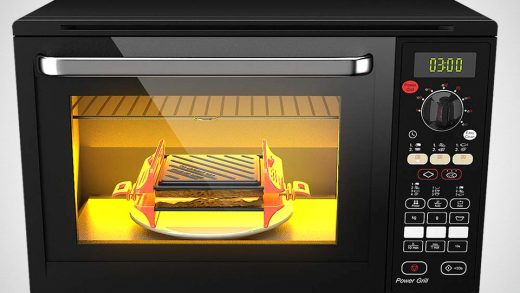 Microwave Panini Press Lets You Make Grilled Sandwich With Microwave |  SHOUTS