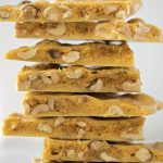 Microwave Peanut Brittle - Culinary Hill