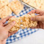 Rice Krispie Treats {5-Minute Microwave Recipe} | Favorite Family Recipes