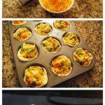 chicken pot pie cupcakes | Sunny Slide Up