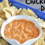 Buffalo Chicken Dip – Rowe Pottery Blog
