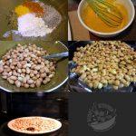 A taste of memories -- Echo's Kitchen: Lightly Spiced Peanuts Masala ( Microwaved) 【微波炉版简易香辣花生】