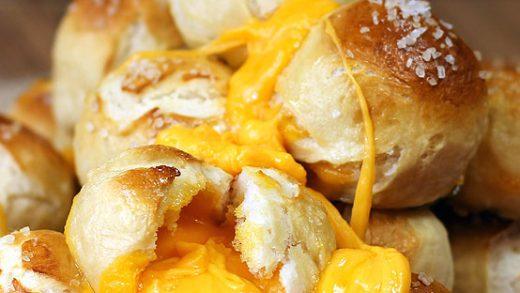 Mama Cozzi's Cheese Filled Pub Pretzels   ALDI REVIEWER