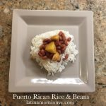 Puerto Rican Rice and Beans Recipe - Latina Mom in NYC