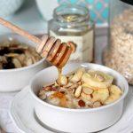 Breakfast Hot Cereals, Farina and Oatmeal - Grateful Prayer   Thankful Heart