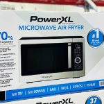 PowerXL Microwave Air Fryer Only 9.98 Shipped for Sam's Club Members •  Hip2Save