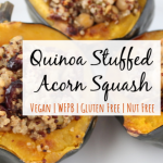 Stuffed Acorn Squash Recipe - Simply Plant Based Kitchen