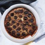 Andrea Nguyen's Banana-Coconut Bread-Pudding Cake recipe