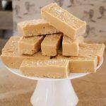 Microwave Vanilla Fudge recipe   All4Women Food