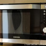 Samsung Smart Oven - Lavender and Lime