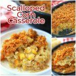 Scalloped Corn Casserole - CincyShopper