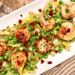 Sea Scallops - Poor Man's Gourmet Kitchen