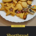 Microwave Shortbread Biscuit Recipe - Food Cheats