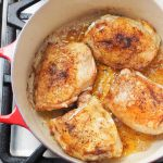 GORDON RAMSAY RECIPES   Crispy Baked Chicken Thighs   101 Cooking For Two  by Gordon Ramsay
