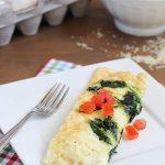 Healthy Recipe - Easy Egg White Omelet | Vibrant Health Family Clinics