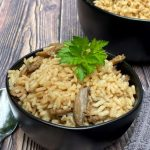 Stick of Butter Rice Made In The Microwave - Savory Saver