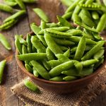How to Cook Sugar Snap Peas in Microwave - I Really Like Food!