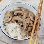 Copy Cat - KFC Mushroom Rice