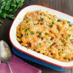 Kimchi Macaroni and Cheese