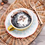Brownie in a Mug - Microwave 2 mins