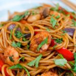Chinese Stir-fried Spaghetti