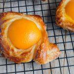 5-Ingredient Peach Tart | Just a Taste
