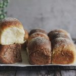 Mini Coffee & Matcha Roti Buns - Vancouver Pigout