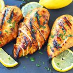 Grilled Dijon Chicken - made with just a few basic ingredients yet it's  perfectly … | Grilled chicken recipes, Tasty grilled chicken recipes,  Chicken dinner recipes