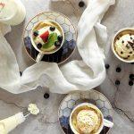 Vanilla Mug Cake Recipe - Feed Your Sole