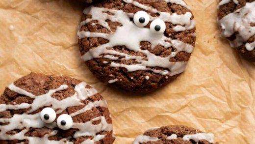 Easy Vegan Halloween Cookies – Shivani Loves Food