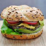 Carrot, Cumin & Kidney Bean Burgers, 9p [A Girl Called Jack] – Jack Monroe