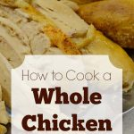 How to Cook a Whole Chicken in the Microwave   Creating My Happiness