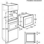 ZSM17100XA Microwave Oven | Zanussi Nigeria