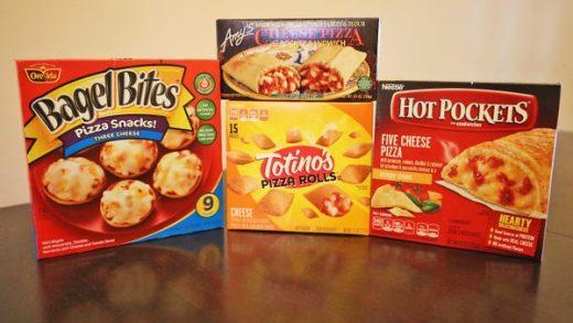 Which Supermarket Frozen Pizza Snack Is Best
