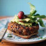 Adzuki Bean Burger Recipe with Brown Rice | cookshideout